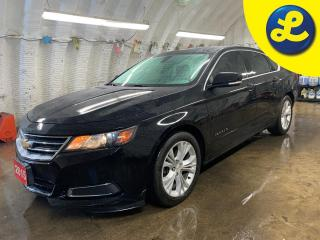 Used 2015 Chevrolet Impala LT V6 * On Star * Leather Seats W/Cloth Inserts * Alloy rims * Back Up Camera * Auto headlights * keyless entry * Dual Climate control * Phone connect for sale in Cambridge, ON