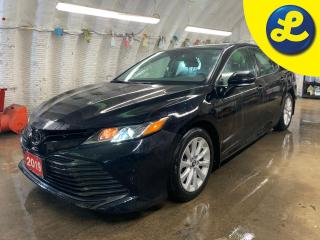 Used 2019 Toyota Camry Toyota Safety Sense P Lane Departure Alert with Steering Assist, Automatic High Beams, * Back-Up Camera * Steering Wheel Controls * Hands Free Callin for sale in Cambridge, ON