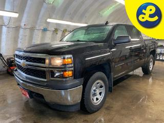 Used 2015 Chevrolet Silverado 1500 LS 4WD Crew Cab * 6 Passenger * Tow Mode * Tow Package * 17 Inch chrome rims * Rear Bumper Side Steps * Drop in bed liner * Locking tailgate * Tonneau for sale in Cambridge, ON