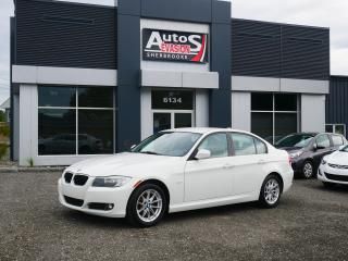 Used 2011 BMW 3 Series 323i + INSPECTÉ, FREINS NEUFS 4 ROUES for sale in Sherbrooke, QC