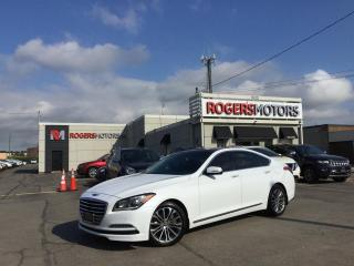 Used 2016 Hyundai Genesis 2.99% Financing - 3.8L AWD - NAVI - PANO ROOF - REVERSE CAM for sale in Oakville, ON