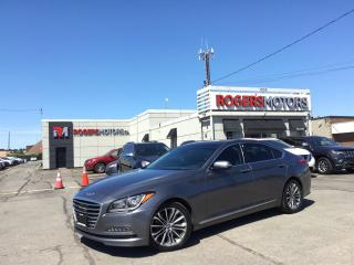 Used 2016 Hyundai Genesis 2.99% Financing - 3.8 AWD - NAVI - PANO ROOF - REVERSE CAM for sale in Oakville, ON