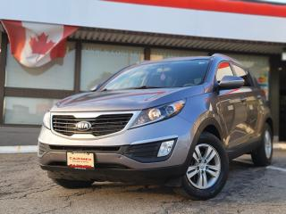 Used 2013 Kia Sportage LX Heated Seats | Bluetooth | No Accidents for sale in Waterloo, ON