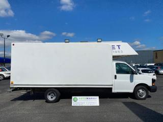 Used 2004 GMC Savana G3500 16FT CUBE VAN UNICELL FREE BCAA MBRSHP & WRNTY! for sale in Langley, BC