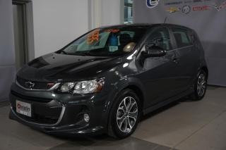 Used 2018 Chevrolet Sonic LT RS SPORT JUPES MAG**1835 KM** for sale in Montréal, QC