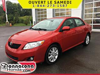 Used 2009 Toyota Corolla LE * SEULEMENT 5 464* for sale in Donnacona, QC