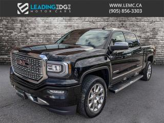 Used 2017 GMC Sierra 1500 Denali Navigation, Leather, Sunroof for sale in Woodbridge, ON
