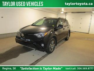 Used 2017 Toyota RAV4 XLE One owner LOW mileage! for sale in Regina, SK
