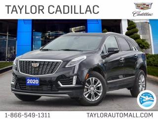 New 2020 Cadillac XT5 Premium Luxury AWD for sale in Kingston, ON