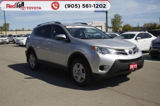Used 2015 Toyota RAV4 LE for sale in Hamilton, ON