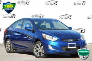 Used 2015 Hyundai Accent SE | AUTO | AC | BLUETOOTH | SUNROOF | for sale in Kitchener, ON