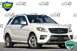 Used 2015 Mercedes-Benz ML-Class AWD | LEATHER | BACK UP CAMERA | NAVI | for sale in Kitchener, ON
