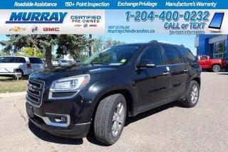 Used 2013 GMC Acadia AWD* Heated Leather Seats* Remote Start* Backup Ca for sale in Brandon, MB