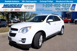 Used 2015 Chevrolet Equinox FWD* Remote Start* Heated Seats* Backup Cam* for sale in Brandon, MB