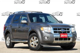 Used 2010 Ford Escape Limited LIMITED | AWD | SUNROOF | 2.5L I-4 ENGINE for sale in Kitchener, ON