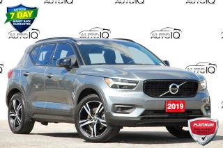 Used 2019 Volvo XC40 T5 R-Design R-DESIGN | AWD | 2.0L I-4 TURBO ENGINE for sale in Kitchener, ON