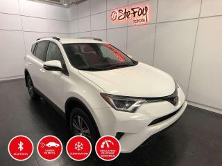 Used 2018 Toyota RAV4 LE - FWD - SIÈGES CHAUFFANT for sale in Québec, QC
