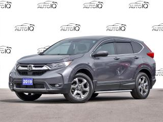 Used 2019 Honda CR-V EX-L NAVIGATION CERTIFIED for sale in Hamilton, ON