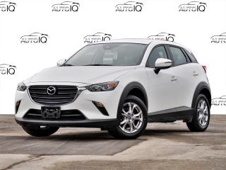 Used 2019 Mazda CX-3 GS ALL WHEEL DRIVE CERTIFIED for sale in Hamilton, ON