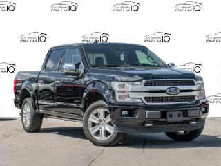Used 2018 Ford F-150 Platinum PLATINUM CREW CAB 4X4!! for sale in Hamilton, ON