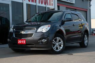 Used 2015 Chevrolet Equinox 1LT BACKUP CAM - HEATED/PWR SEATS - COMES WITH WINTERS for sale in Chatham, ON