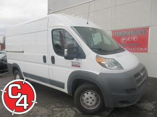 Used 2014 RAM ProMaster for sale in St-Jérôme, QC