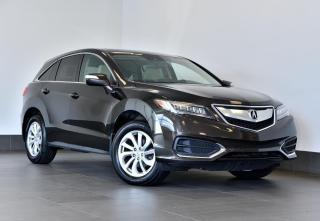 Used 2016 Acura RDX Tech Pkg for sale in Ste-Julie, QC