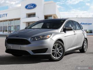 Used 2016 Ford Focus SE for sale in Winnipeg, MB