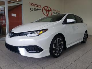 Used 2017 Toyota Corolla iM * AUTOMATIQUE * AIR * MAGS * 38 000 KM * for sale in Mirabel, QC