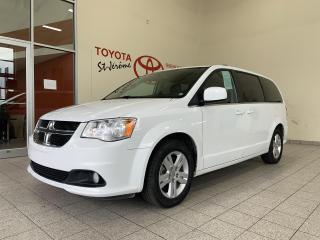 Used 2018 Dodge Grand Caravan * CREW * 65 000 KM * CUIR * GPS * MAGS * for sale in Mirabel, QC