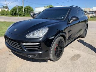 Used 2011 Porsche Cayenne Turbo for sale in Oakville, ON