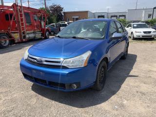 Used 2010 Ford Focus SEL Sedan for sale in Oakville, ON