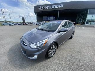 Used 2015 Hyundai Accent 5dr HB Auto SE,A/C,CRUISE,BLUETOOTH,TOIT for sale in Mirabel, QC