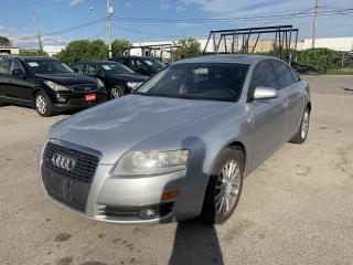 Used 2008 Audi A6 3.2 with Tiptronic for sale in Oakville, ON