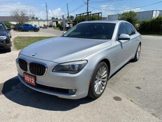Used 2012 BMW 7 Series SWB xDrive for sale in Oakville, ON