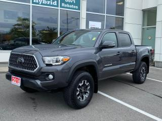 Used 2018 Toyota Tacoma TRD Off Road TRD OFF ROAD! for sale in Cobourg, ON