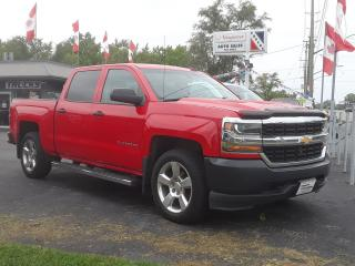 Used 2017 Chevrolet Silverado 1500 LS for sale in Welland, ON