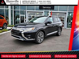Used 2020 Mitsubishi Outlander SEL 4X4 CUIR + TOIT + VOLANT CHAUFFANT + GPS for sale in Blainville, QC