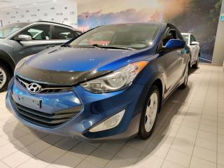 Used 2013 Hyundai Elantra COUPÉ GLS **AUTOMATIQUE** for sale in St-Eustache, QC