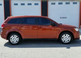 Used 2014 Dodge Journey SE for sale in Jarvis, ON