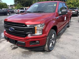 New 2020 Ford F-150 4X4 SUPERCREW XLT 302A for sale in Cornwall, ON