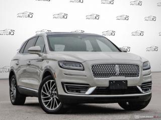 Used 2019 Lincoln Nautilus RESERVE for sale in Oakville, ON