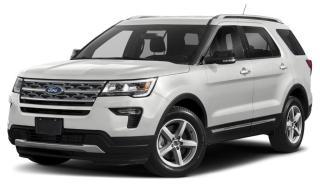 New 2018 Ford Explorer XLT for sale in Tilbury, ON