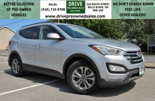 Used 2016 Hyundai Santa Fe Sport 2.4 Premium AWD Heated Seats Bluetooth Cruise Control | NO ACCIDENTS for sale in Belle River, ON