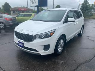 Used 2018 Kia Sedona LX+ for sale in Brantford, ON