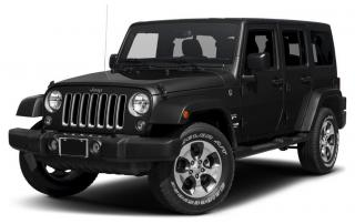 Used 2016 Jeep Wrangler Unlimited Sahara for sale in St. Thomas, ON