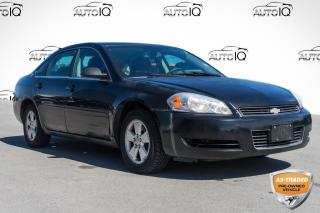 Used 2008 Chevrolet Impala LS YOU CERTIFY YOU SAVE for sale in Innisfil, ON