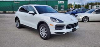 Used 2019 Porsche Cayenne AWD for sale in Burlington, ON