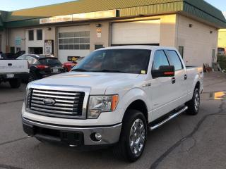 Used 2011 Ford F-150 4WD SUPERCREW 145