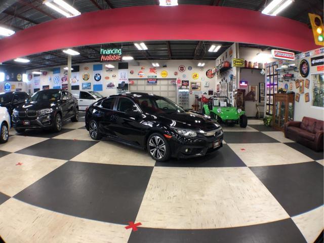 2016 Honda Civic Sedan EX-T AERO PKG AUT0 A/C SUNROOF CAMERA 92K